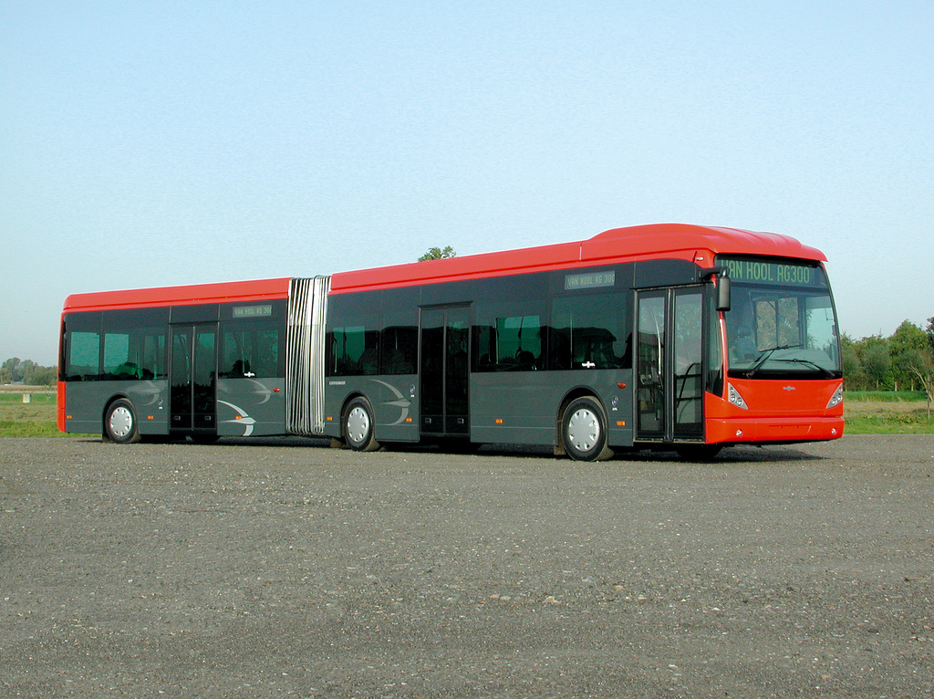 Van hool ag300 photo - 1