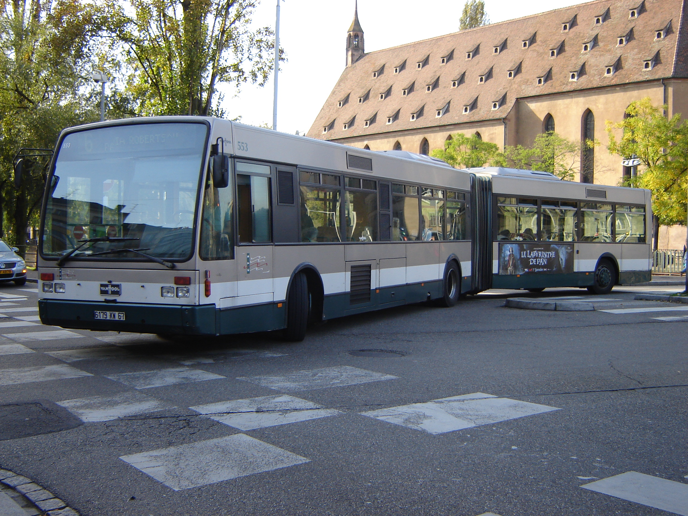 Van hool ag300 photo - 7