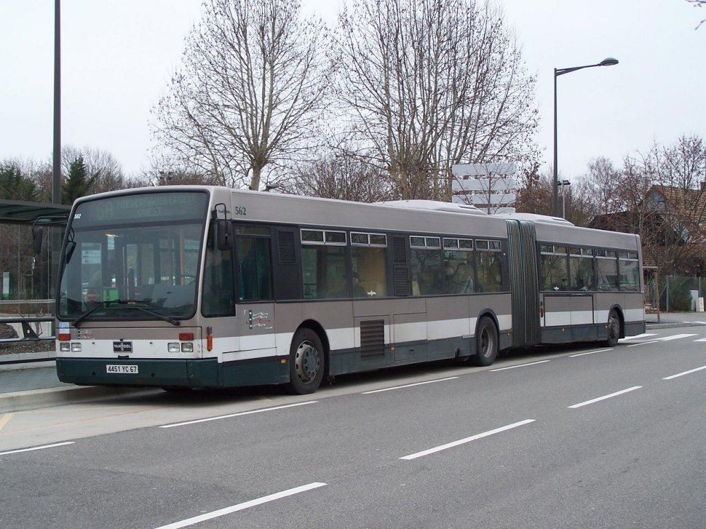 Van hool ag300 photo - 8