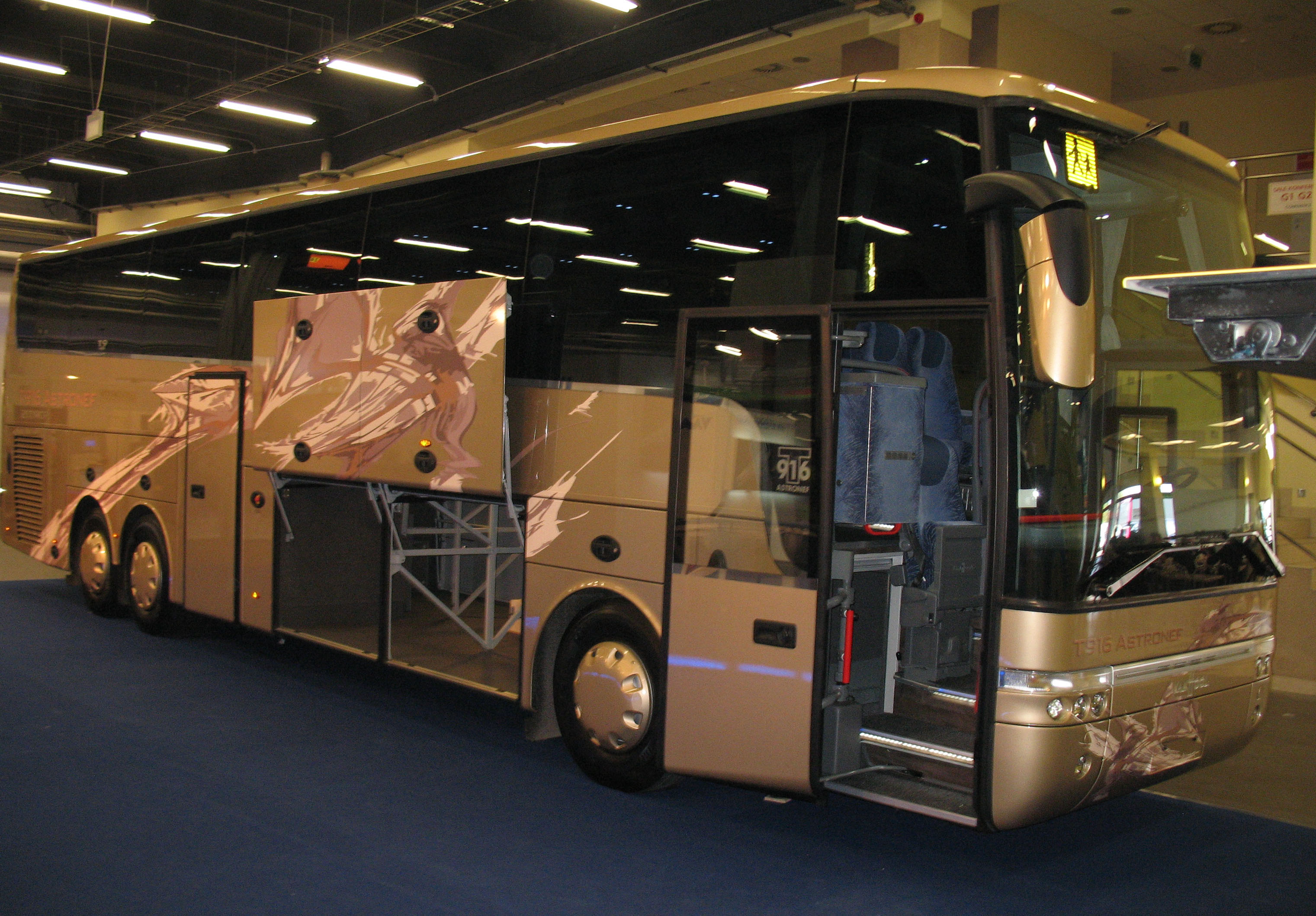Van hool t916 photo - 1