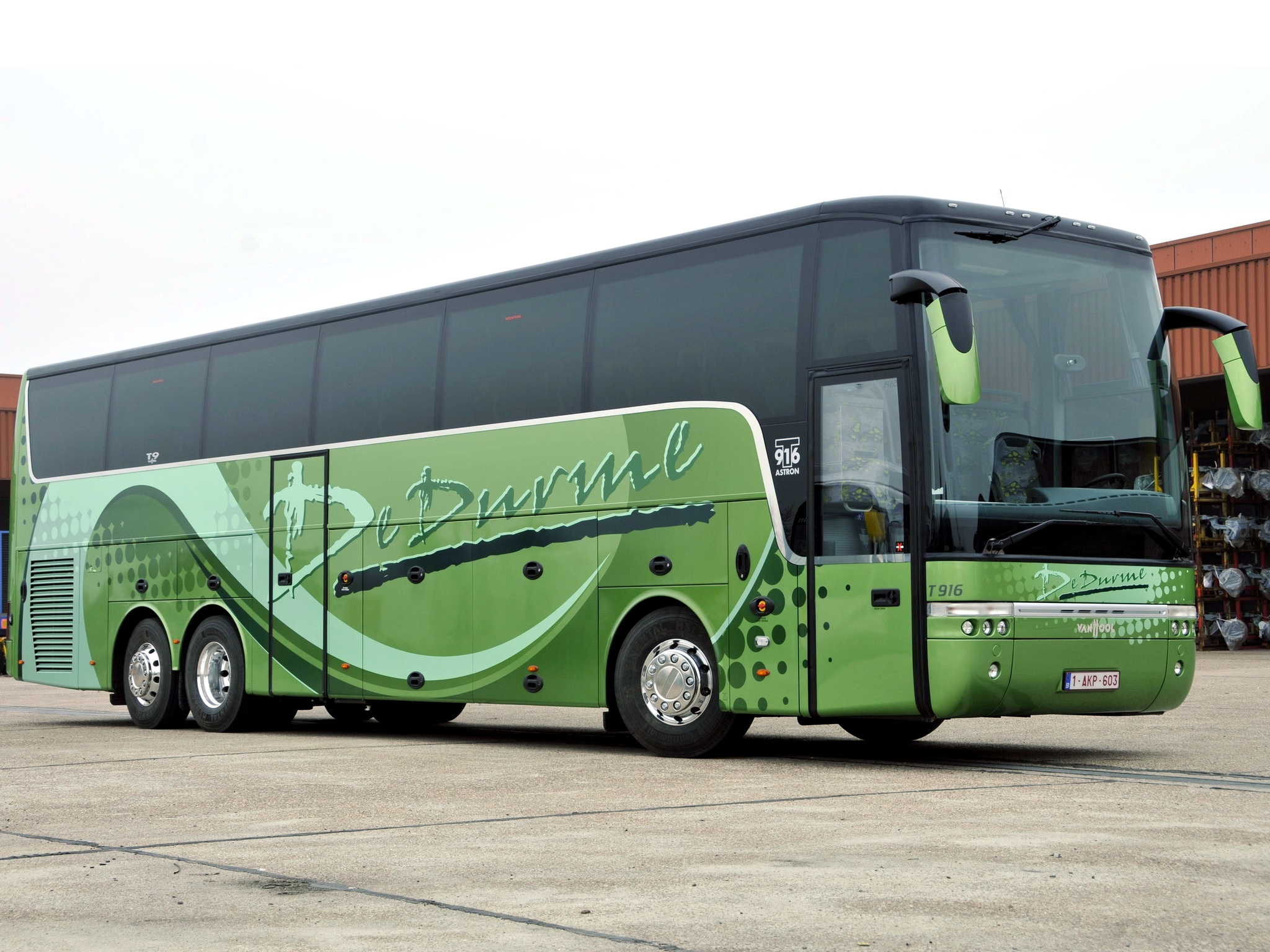Van hool t916 photo - 10