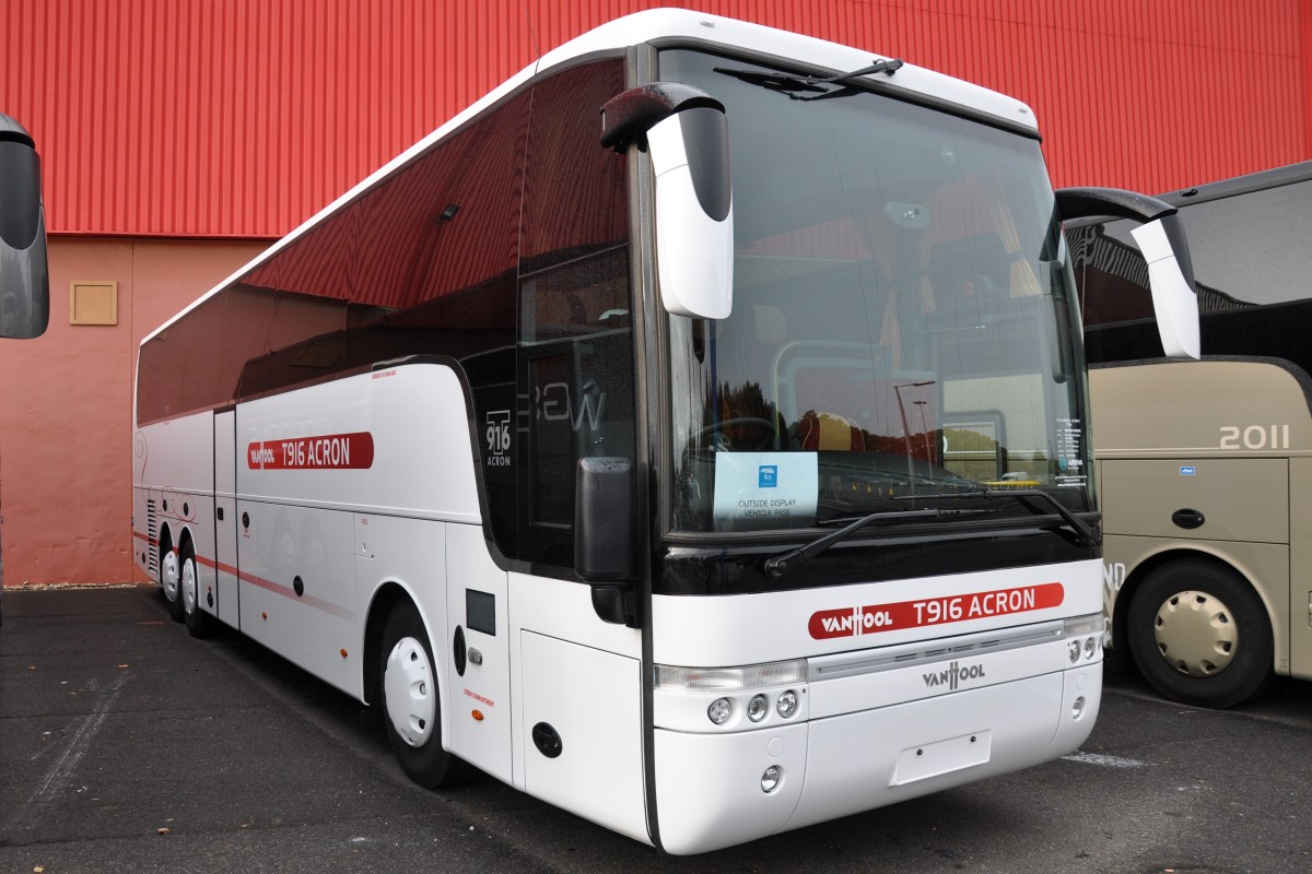 Van hool t916 photo - 2