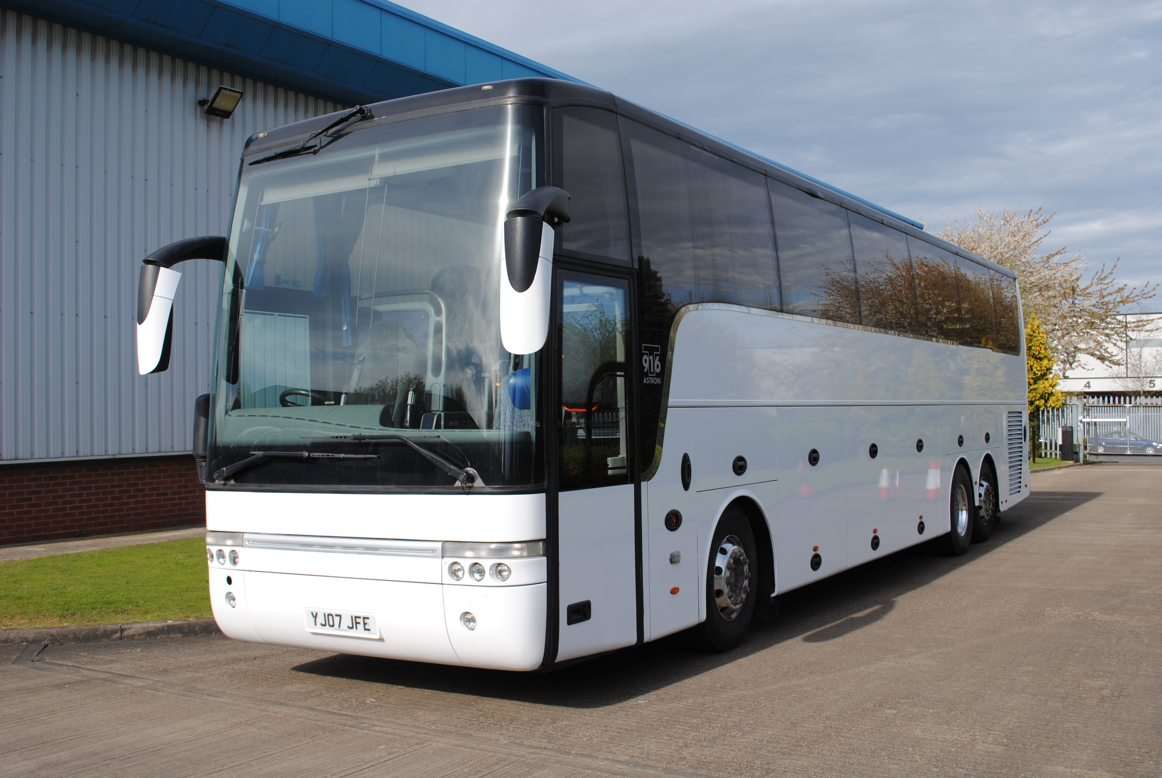 Van hool t916 photo - 7