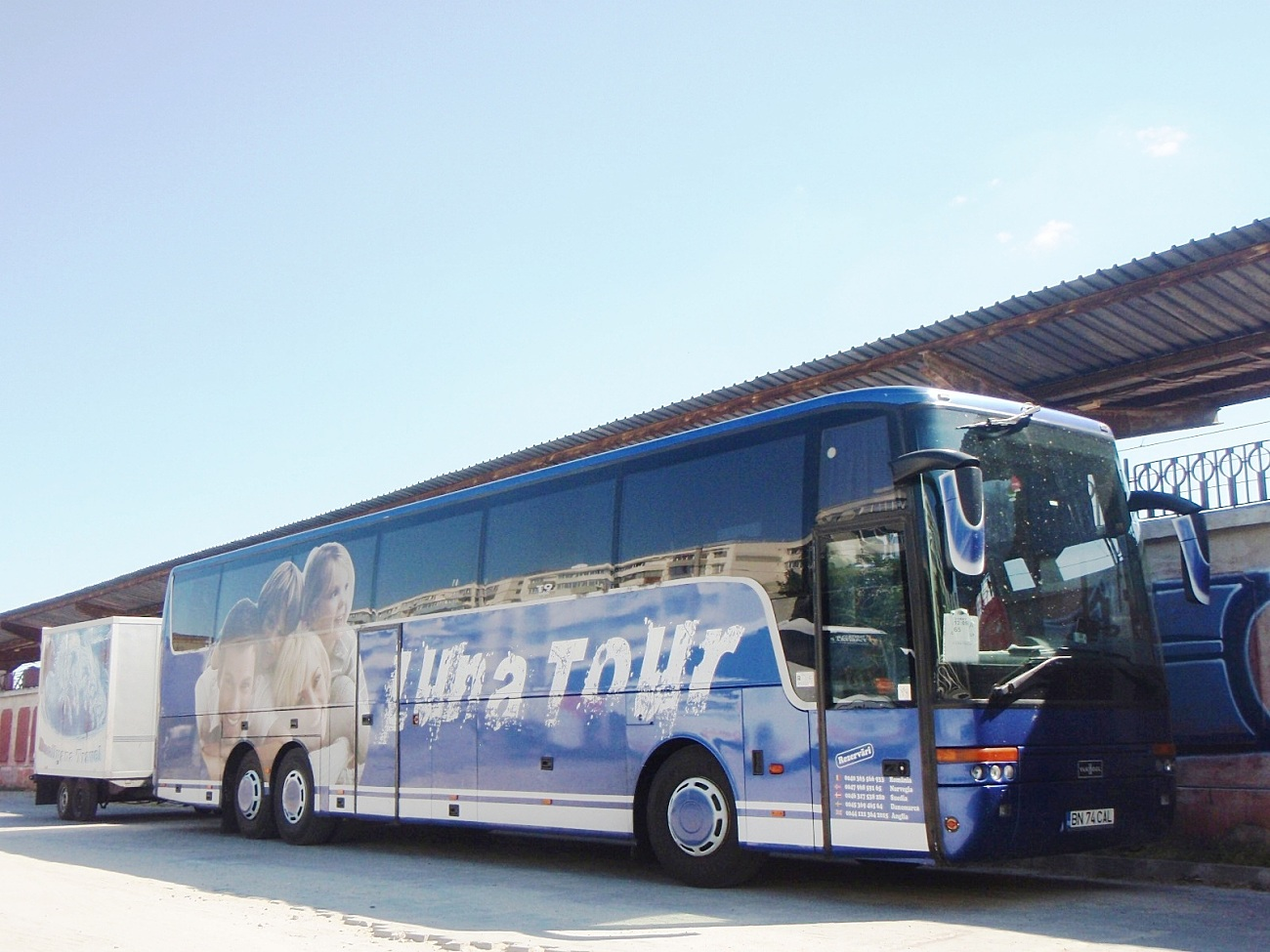 Van hool t916 photo - 9