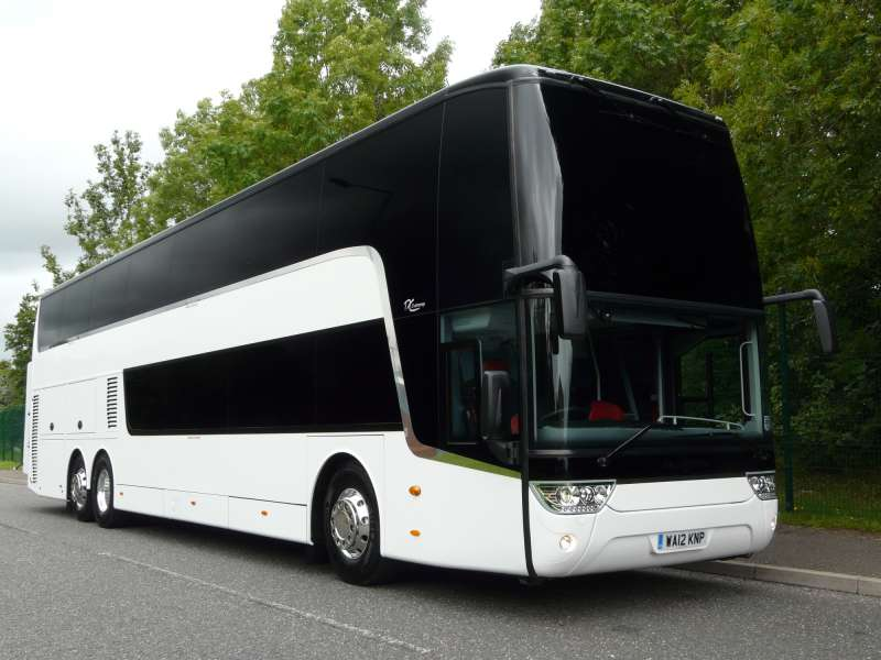Vanhool astromega photo - 1