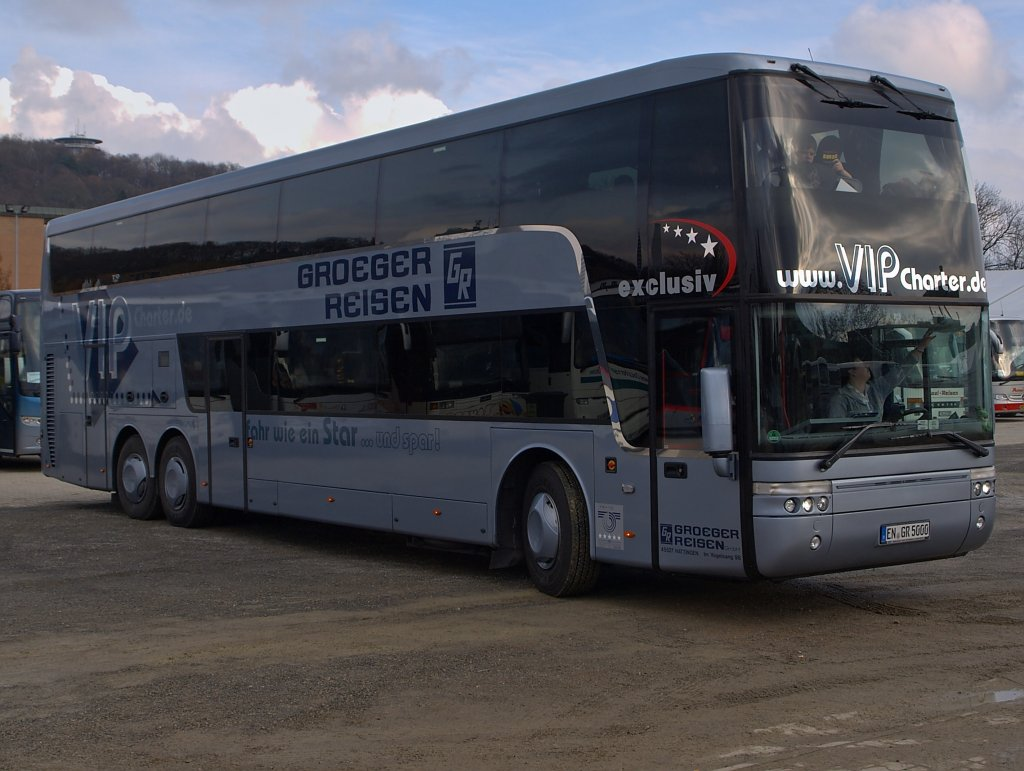 Vanhool astromega photo - 4