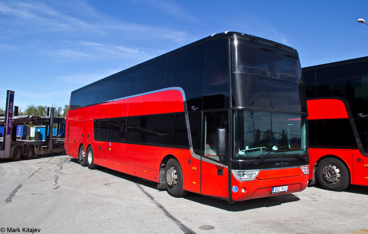 Vanhool astromega photo - 9