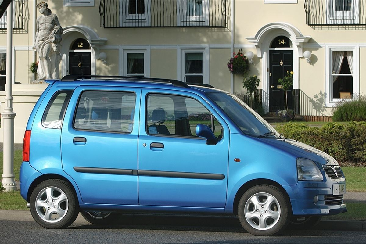 Vauxhall agila photo - 10