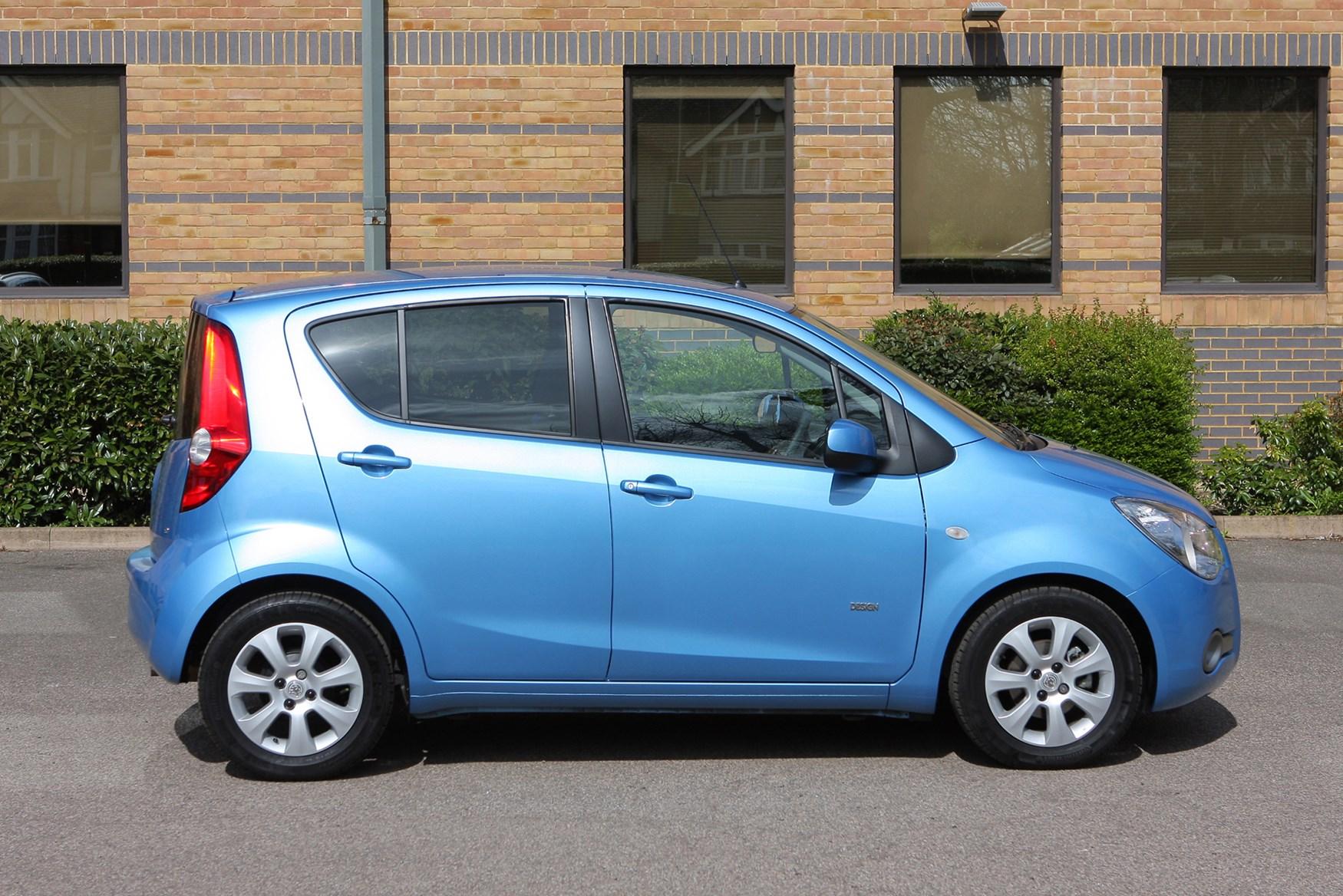 Vauxhall agila photo - 4