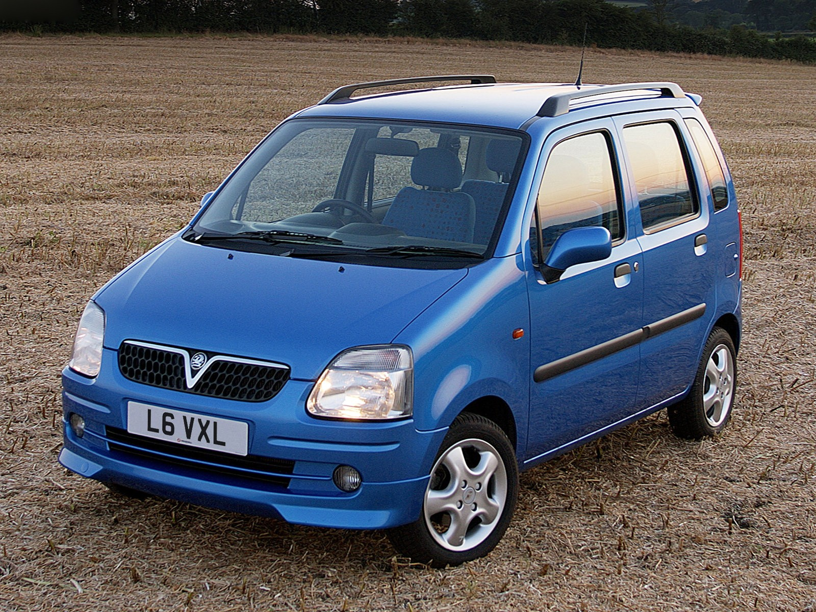 Vauxhall agila photo - 6