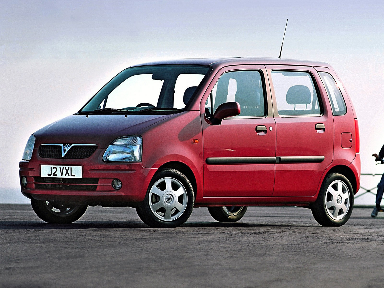 Vauxhall agila photo - 9
