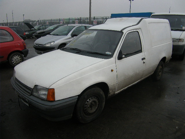 Vauxhall astramax photo - 2