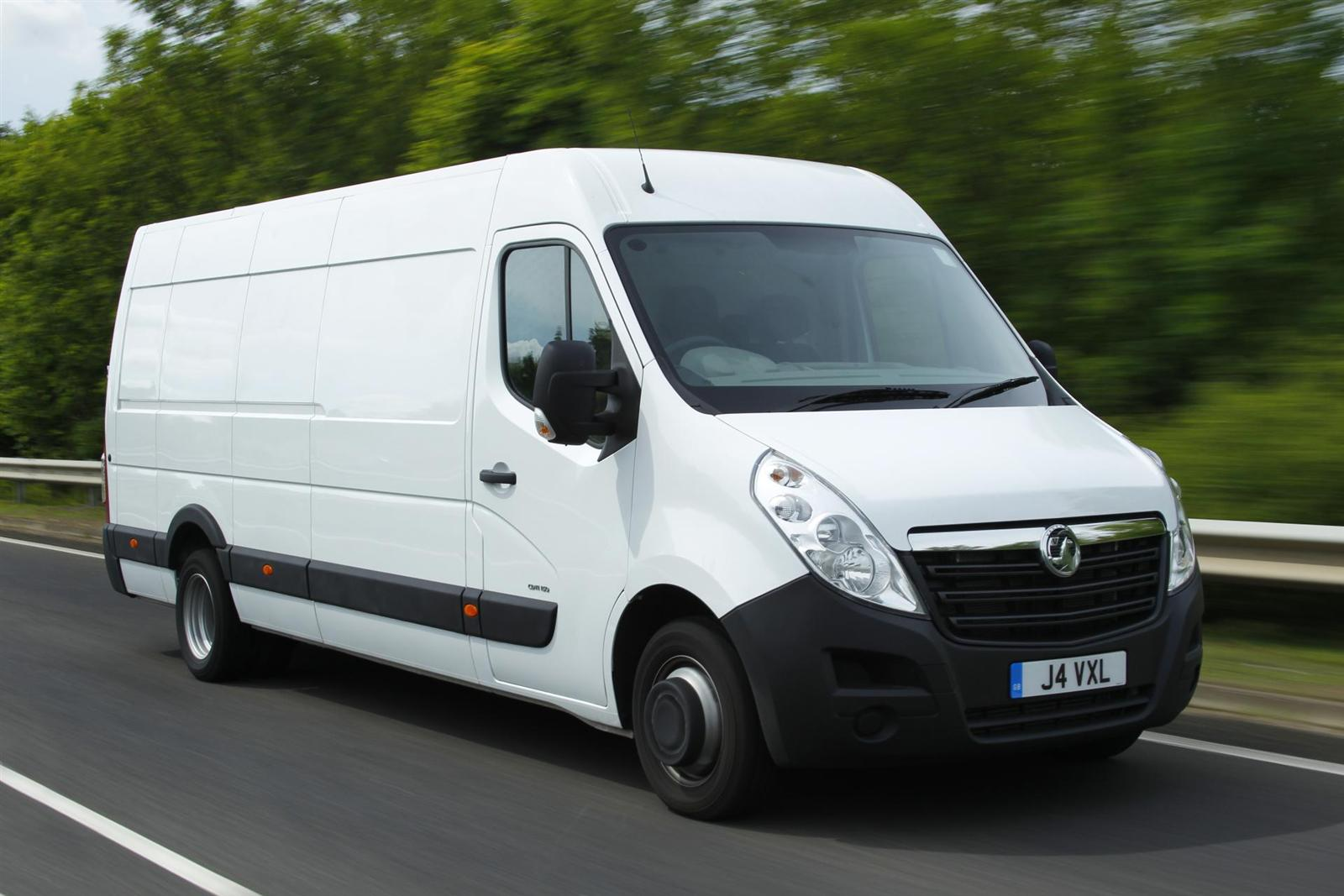 Vauxhall movano photo - 1