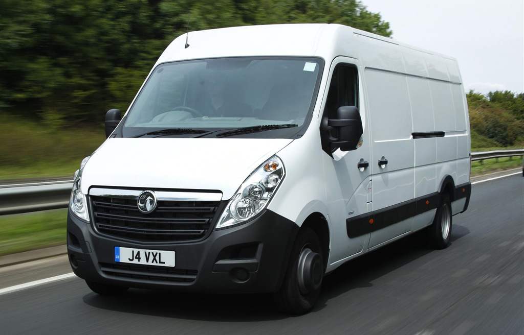 Vauxhall movano photo - 10