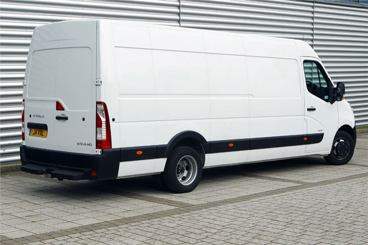 Vauxhall movano photo - 2