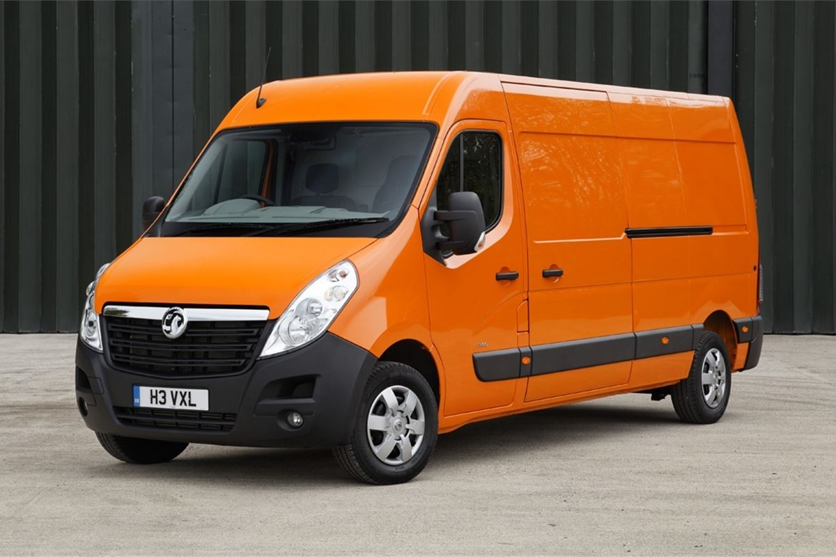 Vauxhall movano photo - 3
