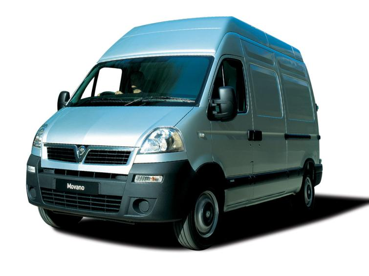 Vauxhall movano photo - 5