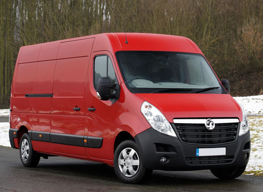 Vauxhall movano photo - 7