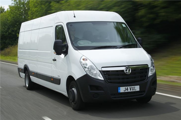 Vauxhall movano photo - 8