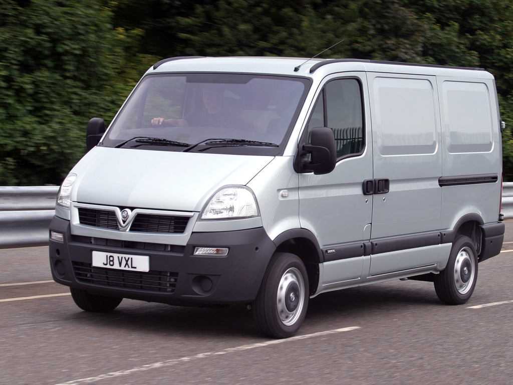 Vauxhall movano photo - 9