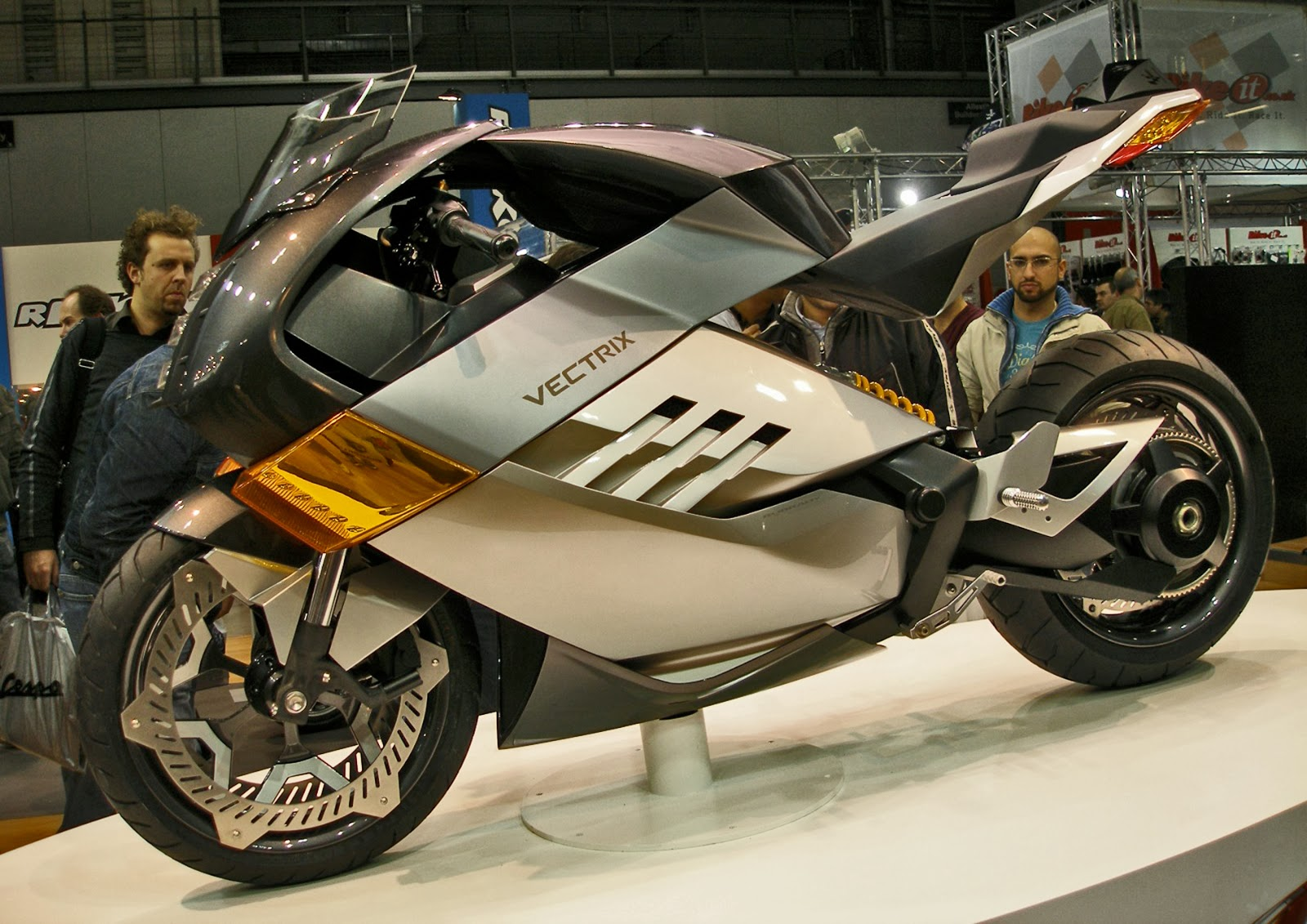 Vectrix superbike photo - 10