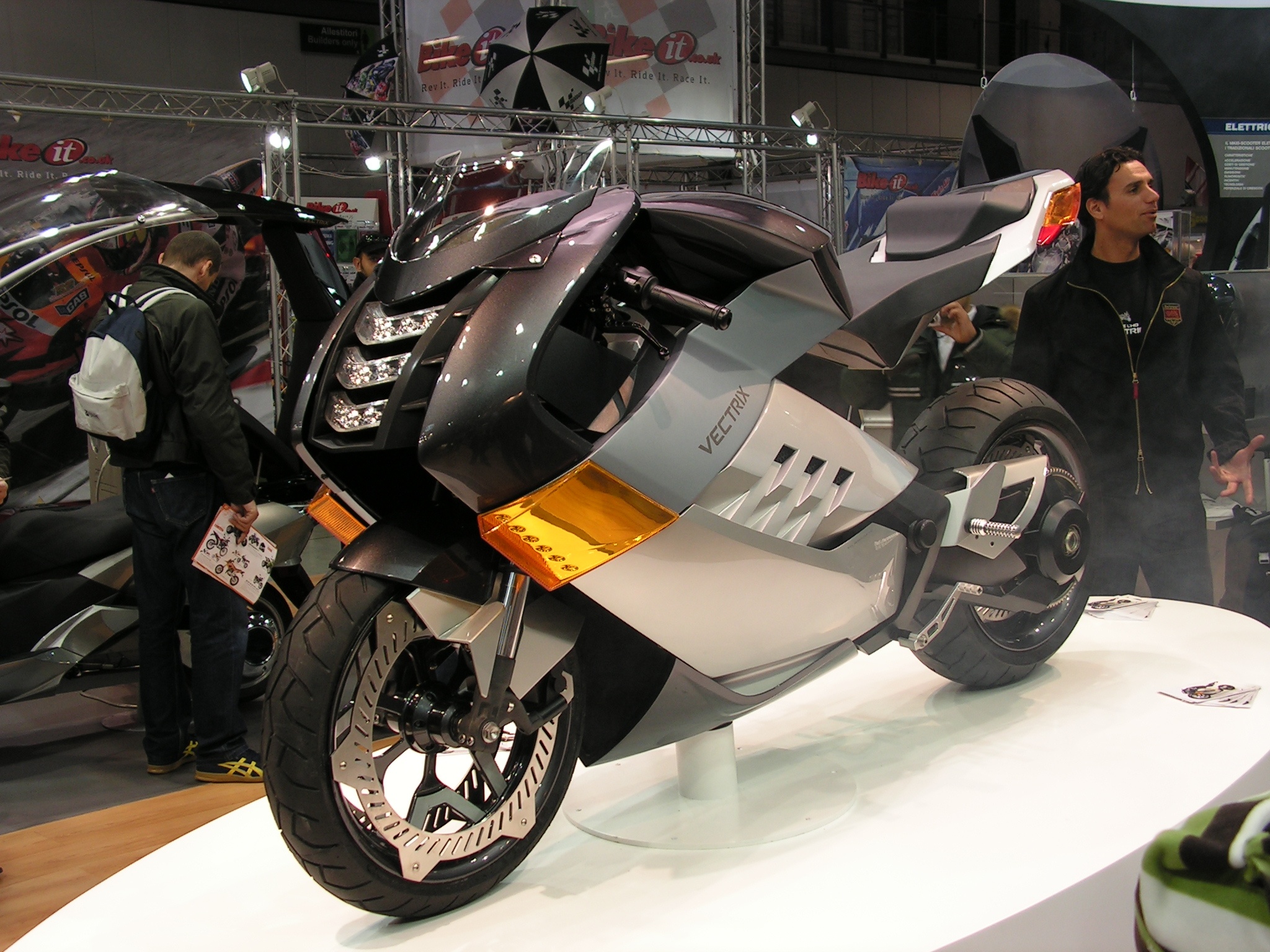 Vectrix superbike photo - 2