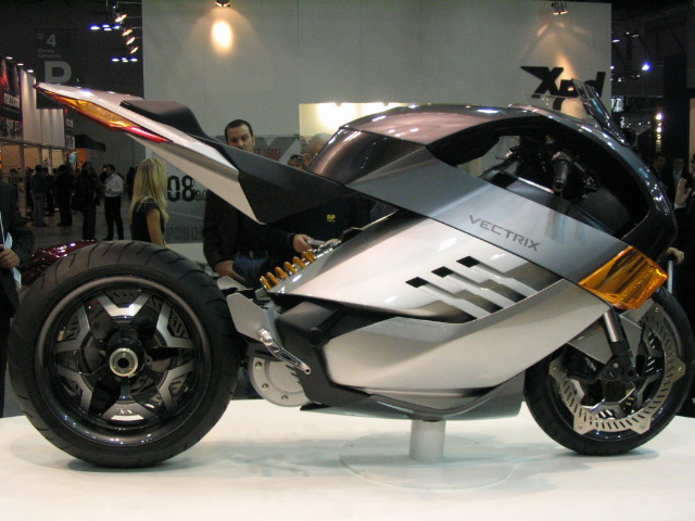 Vectrix superbike photo - 6