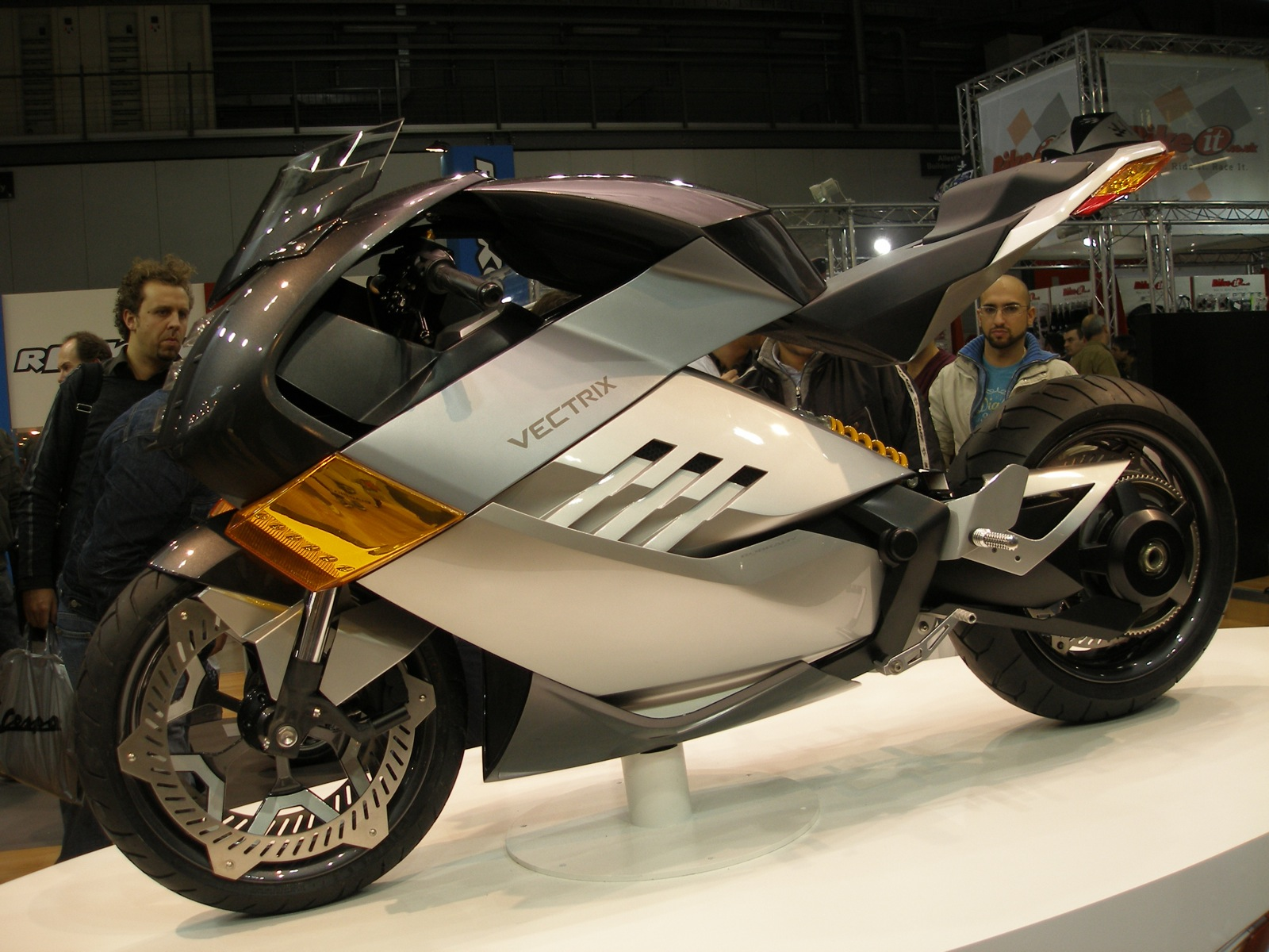 Vectrix superbike photo - 8