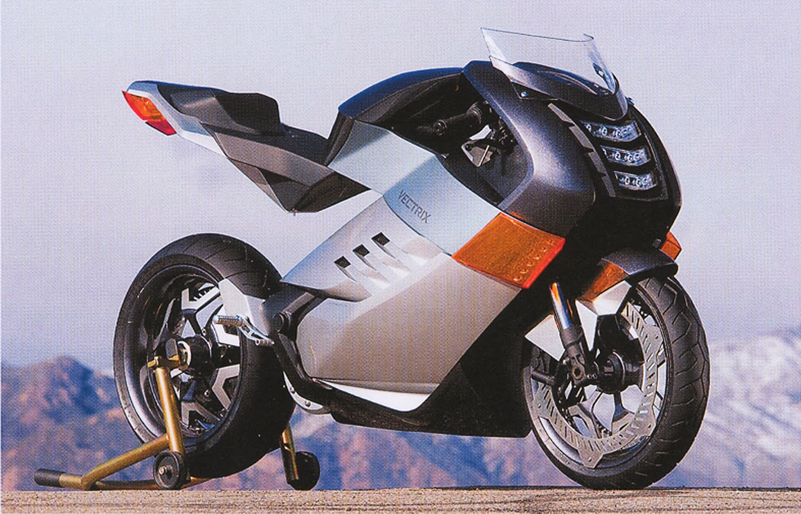 Vectrix superbike photo - 9