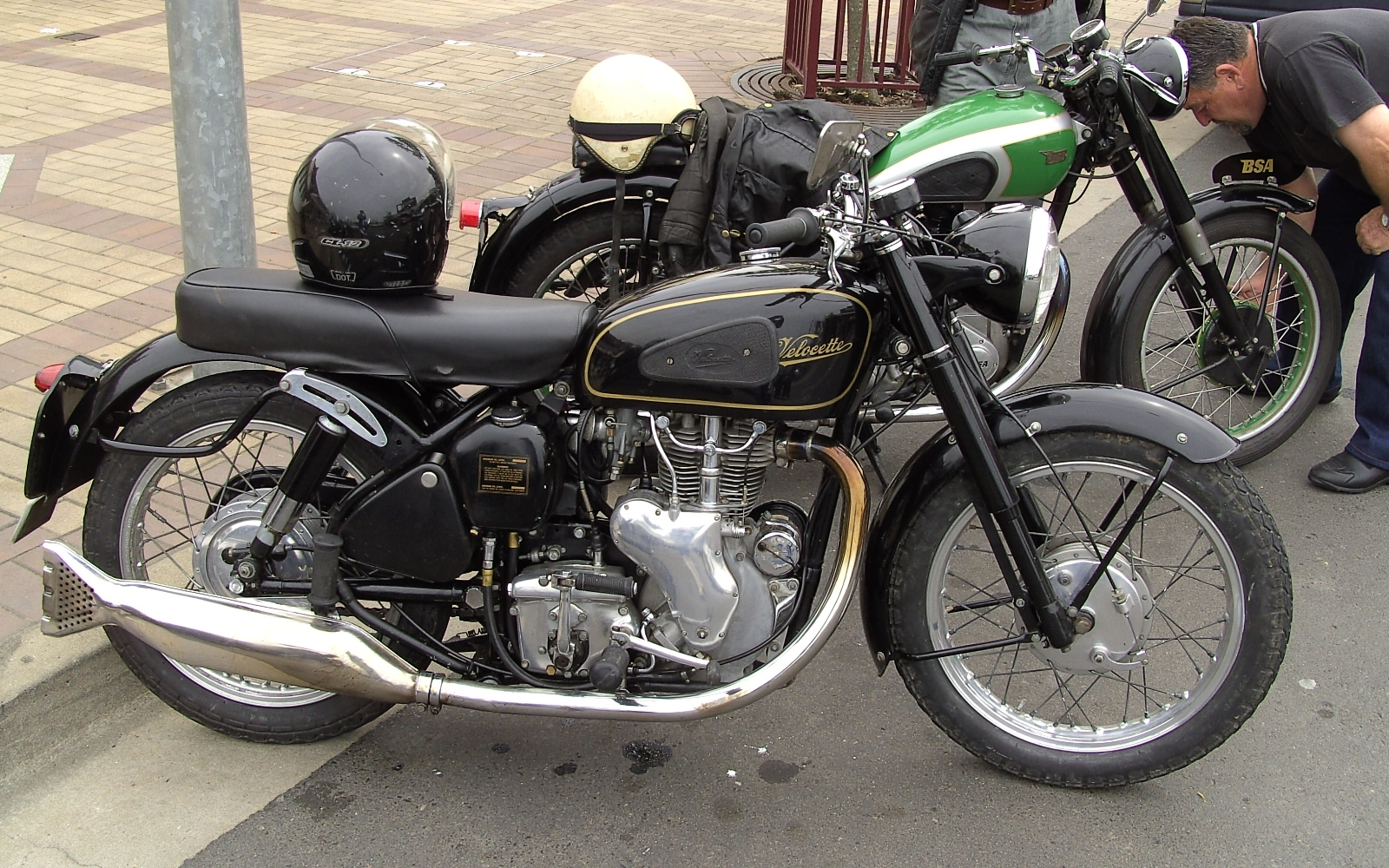Velocette venom photo - 1
