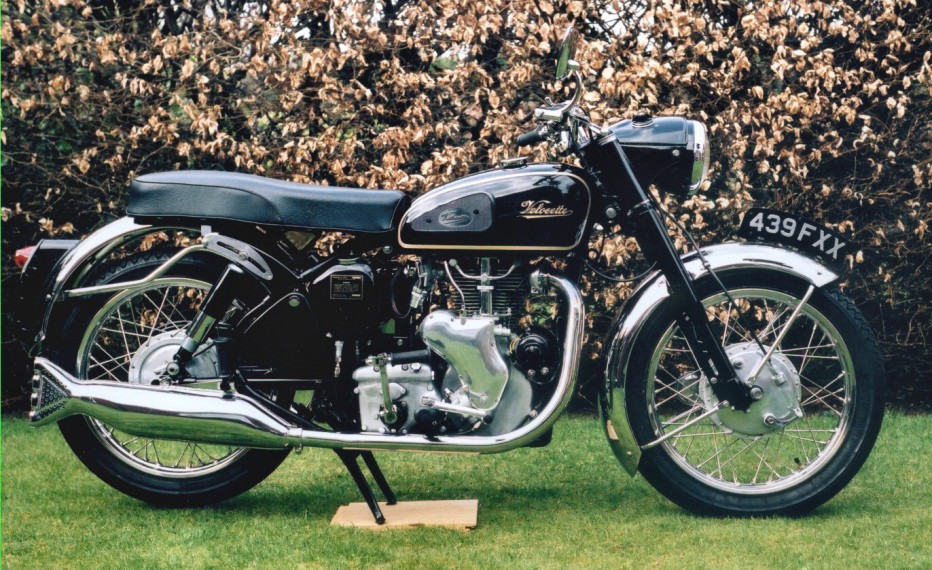 Velocette venom photo - 3