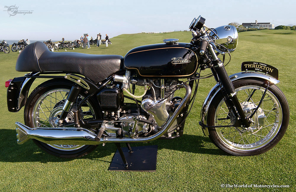 Velocette venom photo - 4