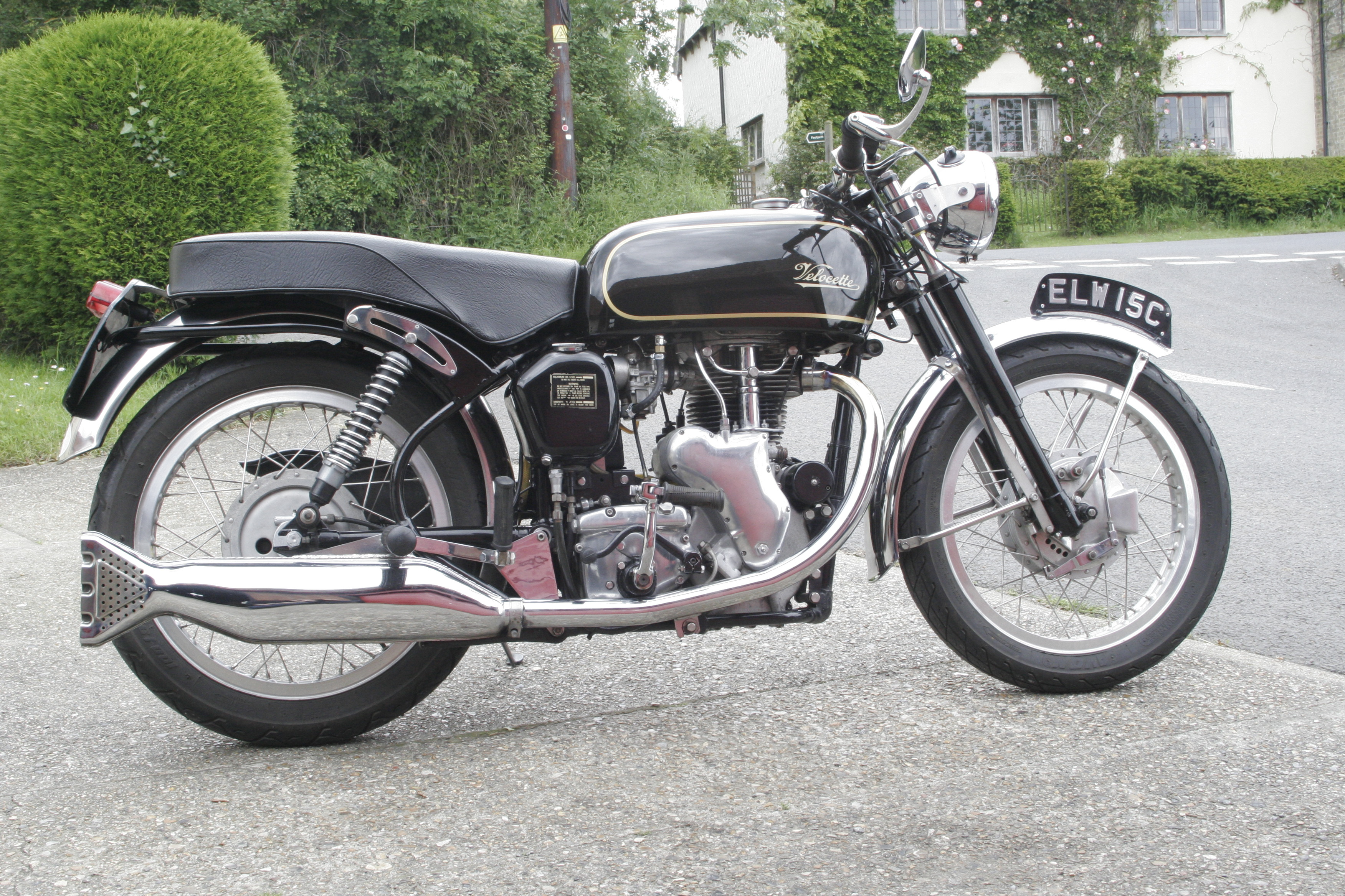 Velocette venom photo - 5