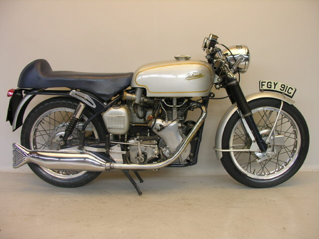 Velocette venom photo - 9