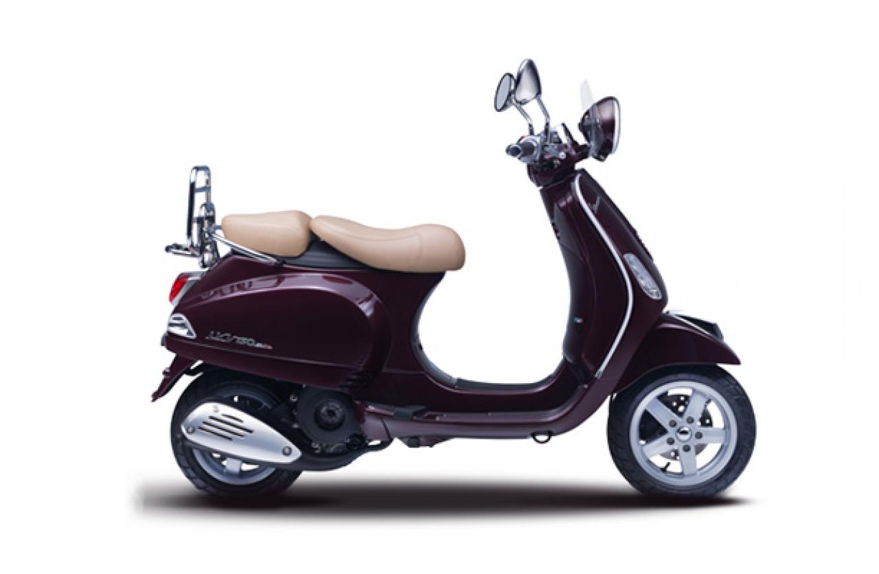 Vespa lxv photo - 3
