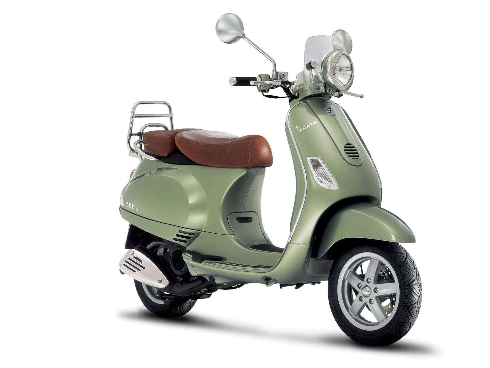 Vespa lxv photo - 5