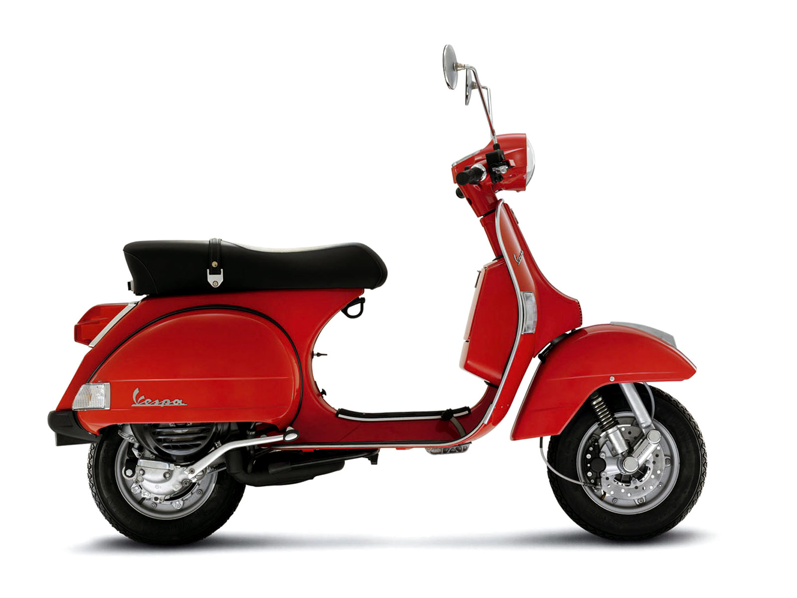Vespa px125 photo - 3