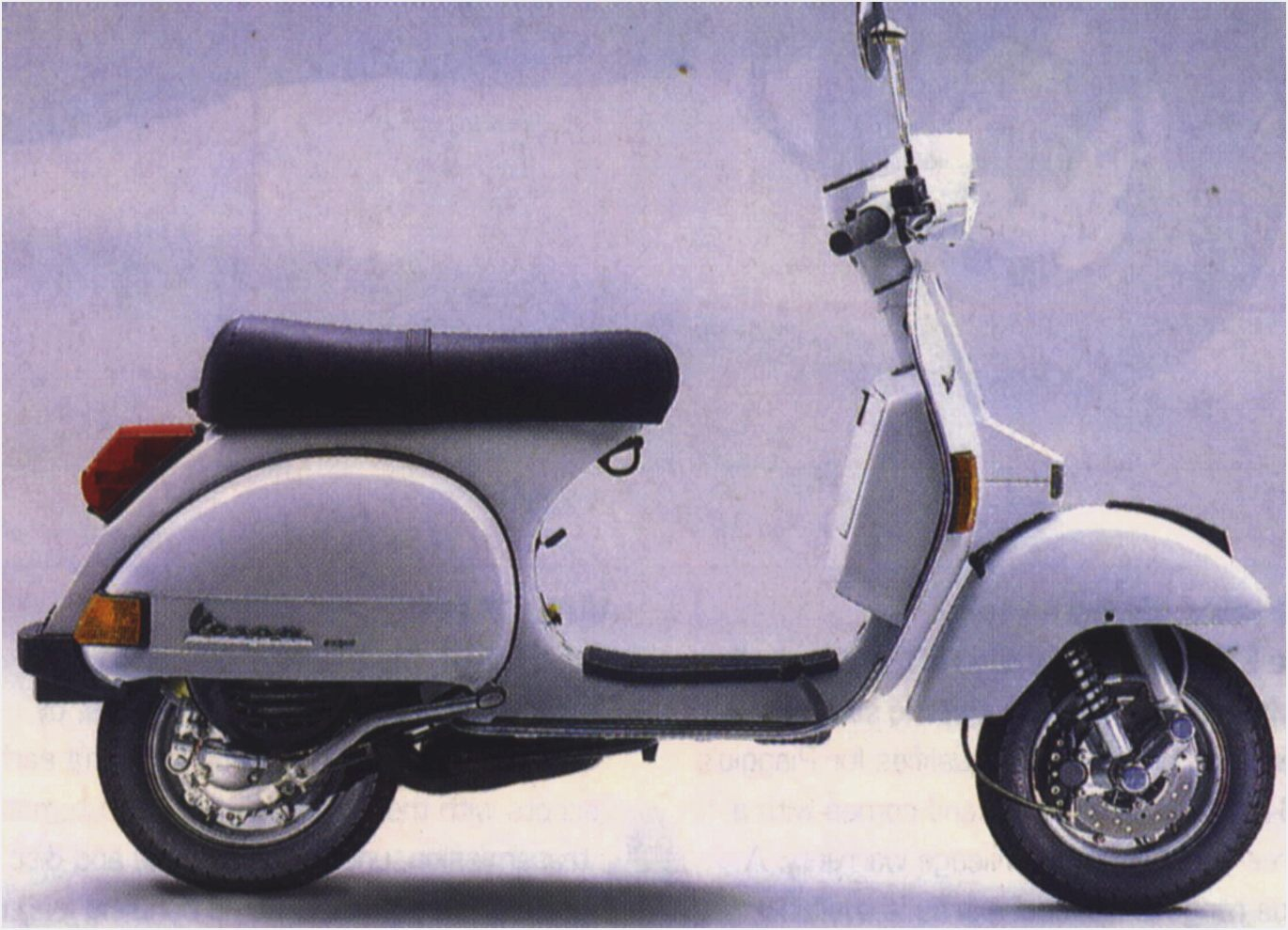 Vespa px125 photo - 6