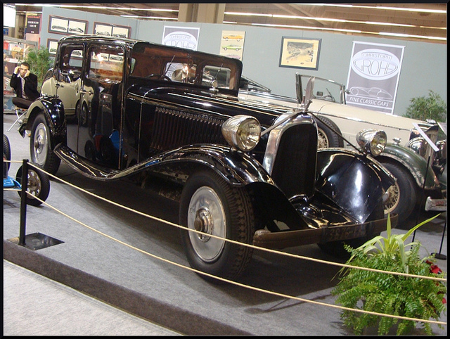 Voisin c24 photo - 2