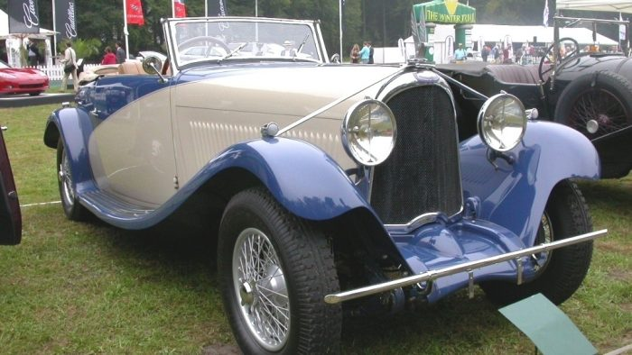 Voisin c24 photo - 6