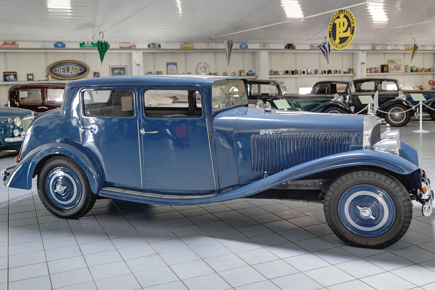 Voisin c24 photo - 7