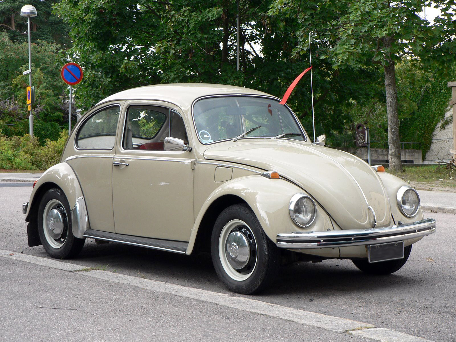 Volkswagen 1300 photo - 3