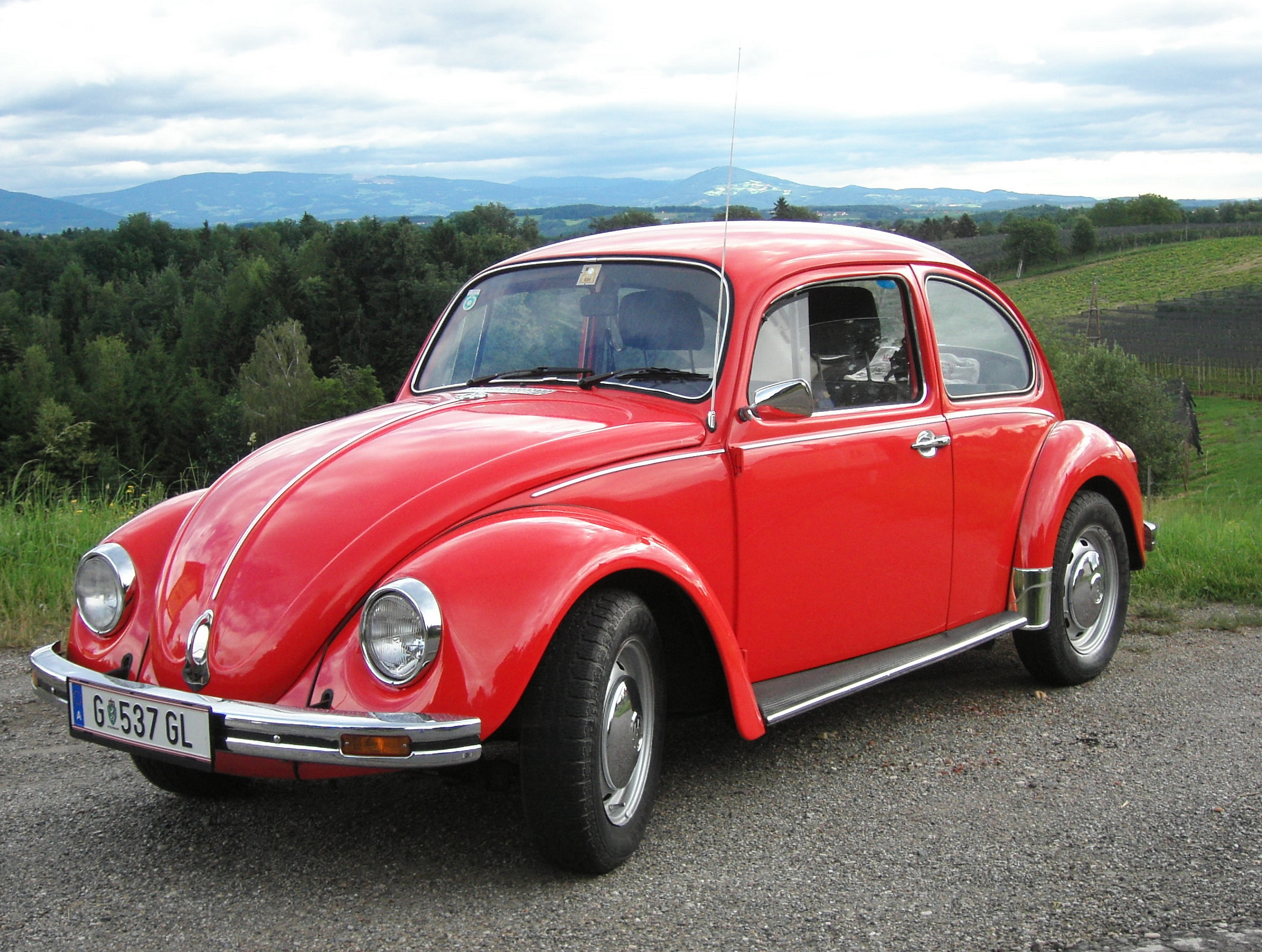 Volkswagen 1300 photo - 5
