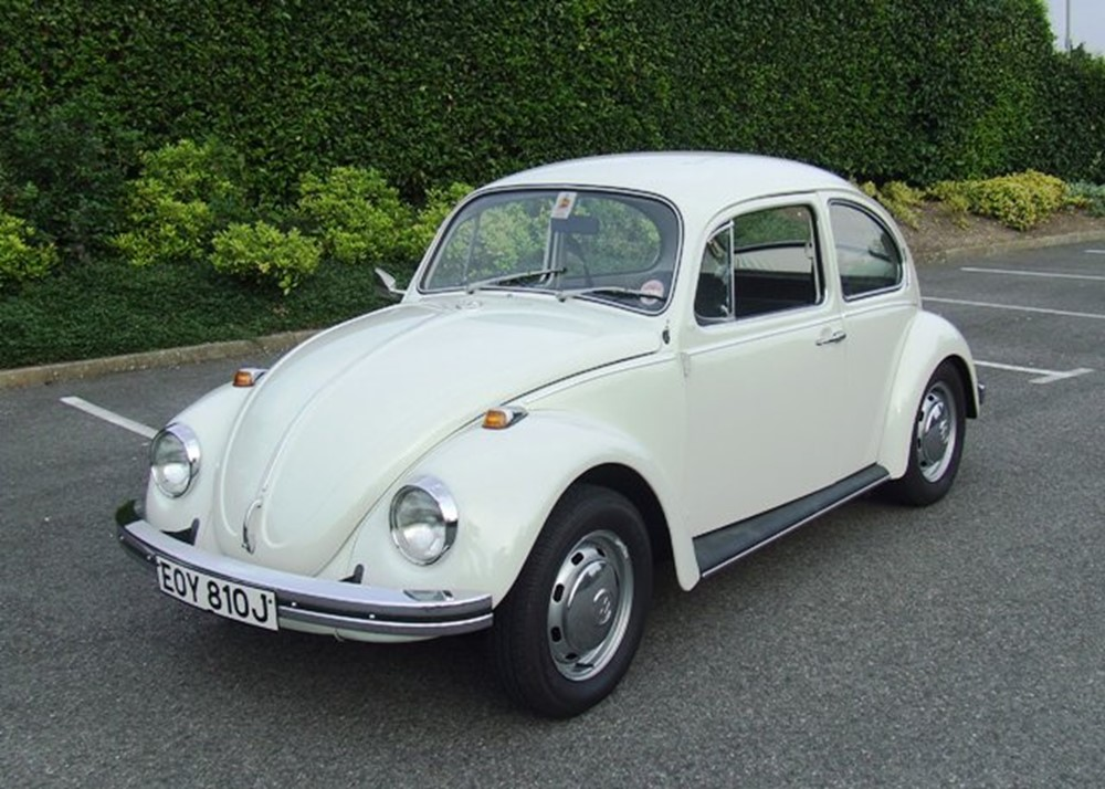 Volkswagen 1300 photo - 8