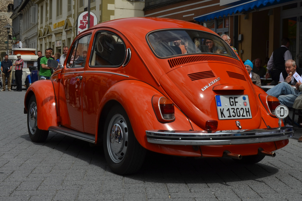 Volkswagen 1302 photo - 7