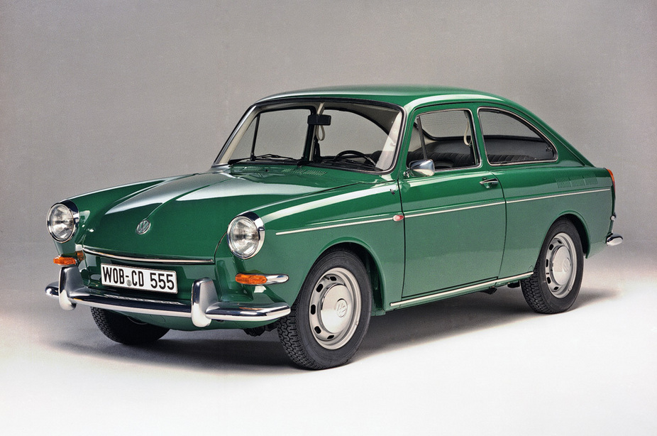 Volkswagen 1600 photo - 1