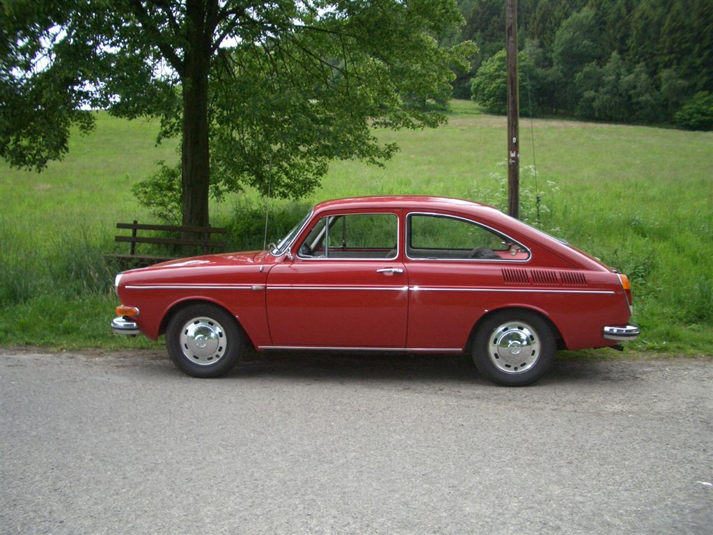Volkswagen 1600 photo - 10