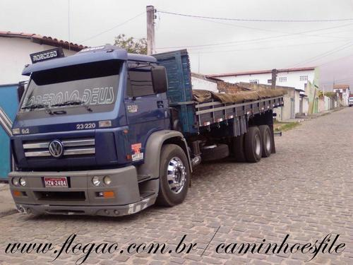 Volkswagen 23-220 photo - 6