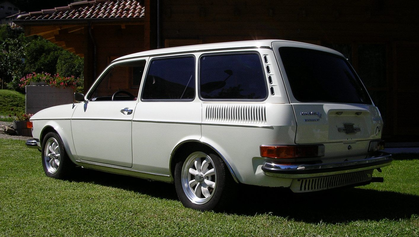Volkswagen 412 photo - 7