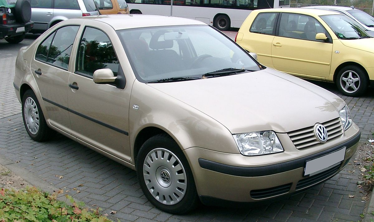 Volkswagen bora photo - 3